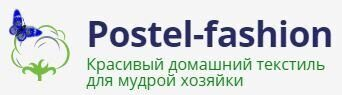 Postel fashion logo